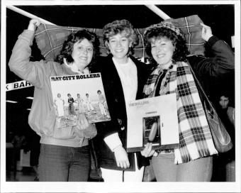 Bay City Rollers fans