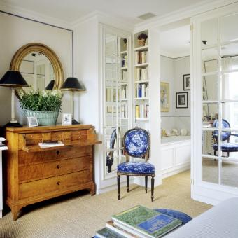 Chelsea home in classic English country style