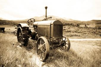 Antique Tractor Pictures