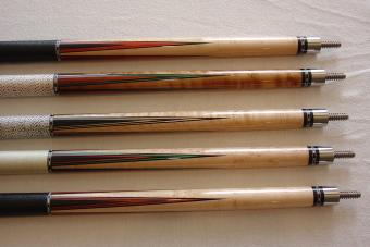 Collectible Cue Stick Values