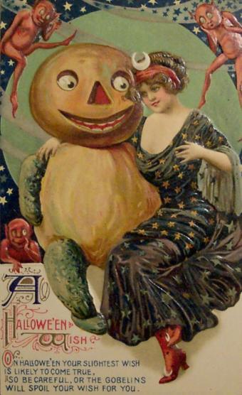 A Halloween Wish 1912