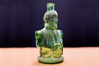 Antique George Washington Bottles: What to Look For