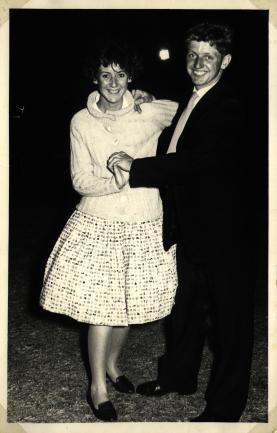 Women's 1950s Vintage Dress