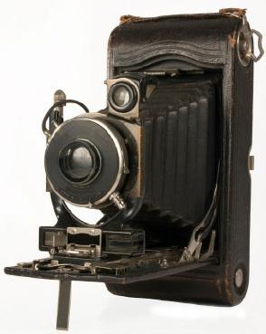 1910 Kodak Folding Camera