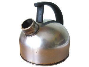 Vintage Mirro Teapot