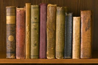 Antique Book Values