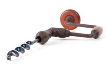Antique Drill