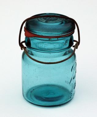 Antique Canning Jars