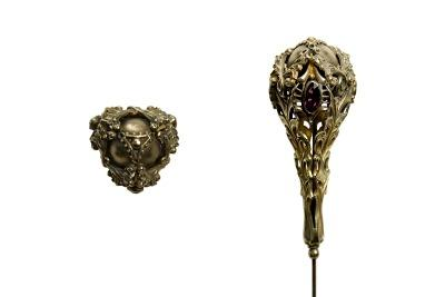edwardian hat pin