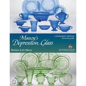 Mauzy's Depresson Glass