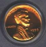 1959 cent
