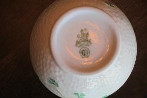 balleek backst& & Identify Antique China Patterns | LoveToKnow