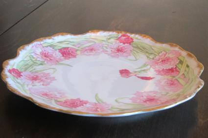 antique plate & Identify Antique China Patterns