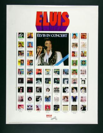 Elvis Promor Poster