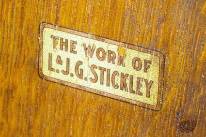 Who Used the Labels? Furniture labels and marks ... - Identifying Furniture Marks