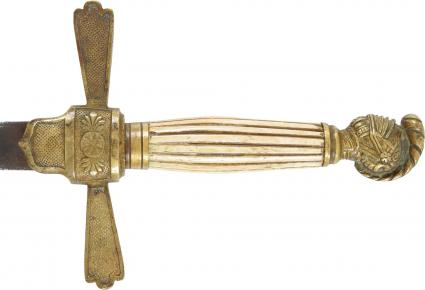 Authentic Civil War non-commissioned officer's sword