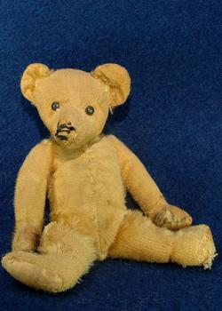 1907 American Teddy Bear at teddybear-museum.co.uk