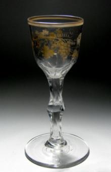 Antique Crystal Stemware Lovetoknow
