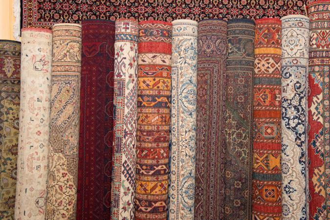 antique middle east rugs