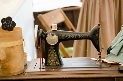 Antique Singer Sewing Machine Value LoveToKnow Mesmerizing The Singer Manufacturing Co Sewing Machine Ebay