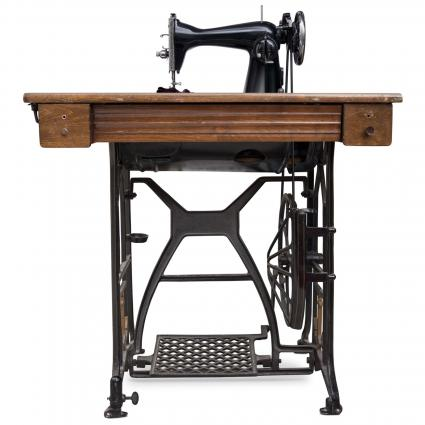 Antique Treadle Sewing Machine