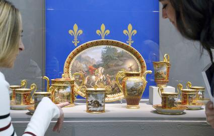 Sevres Figurines