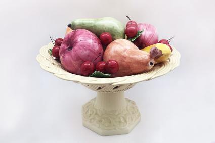 Capodimonte Base Fruit Basket