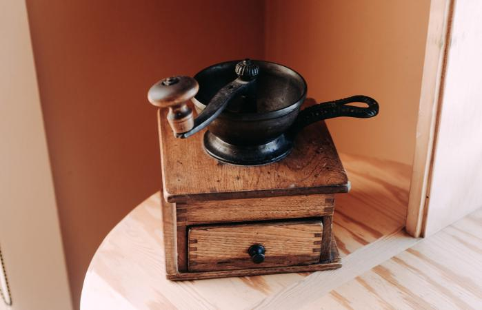 Value Of An Antique Coffee Grinder