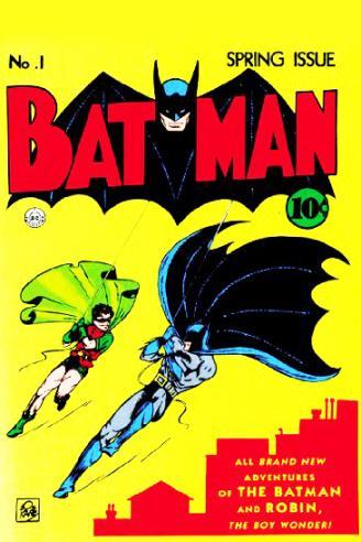 Batman (1940-) #1