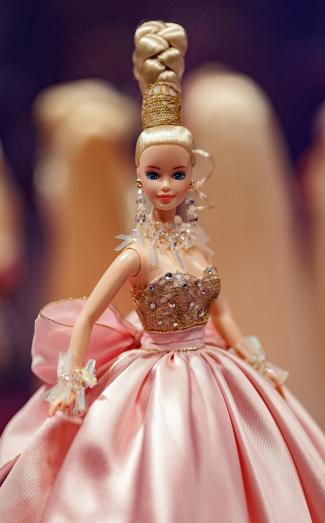 Pink Splendor Barbie