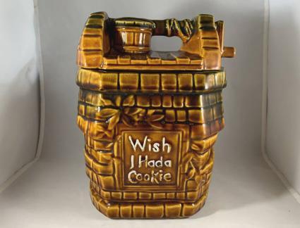 McCoy Wishing Well Cookie Jar