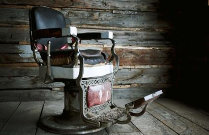 Antique Barber Chair Types and Values | LoveToKnow