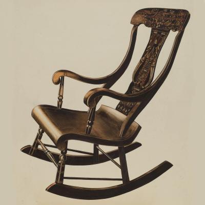 Boston Rocker Chair