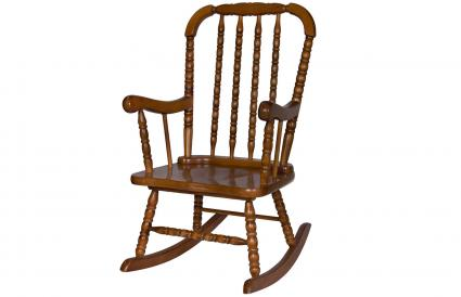 Jenny Lind Children's Rocking Chair