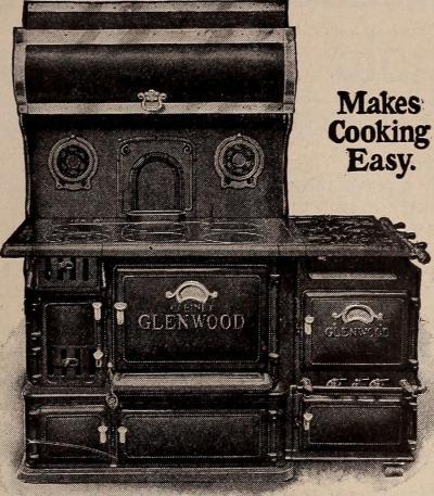 Glenwood stove