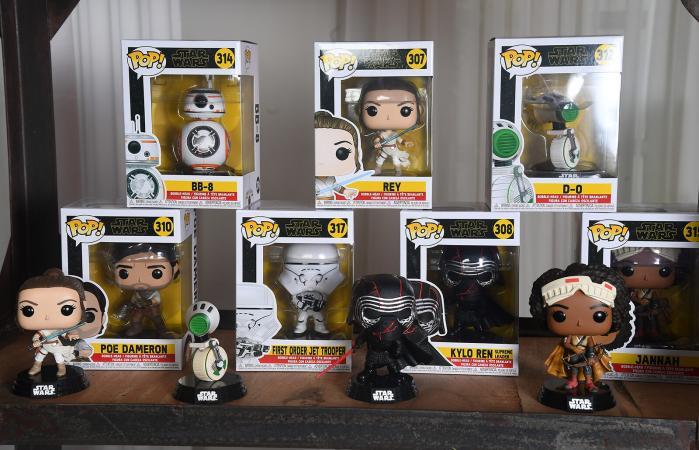 Funko Star Wars POP figures