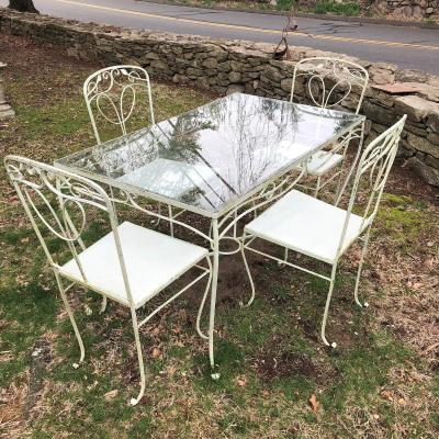 Vintage Salterini patio set