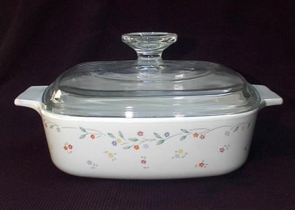 CorningWare English Meadow