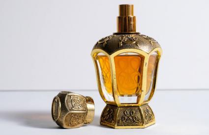 Antique perfume sprayer