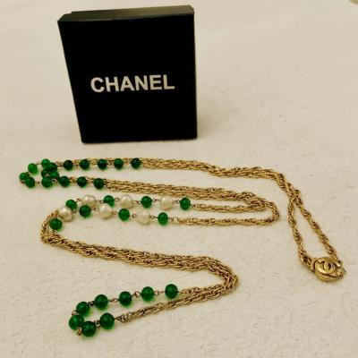 Chanel Vintage 1984 Necklace