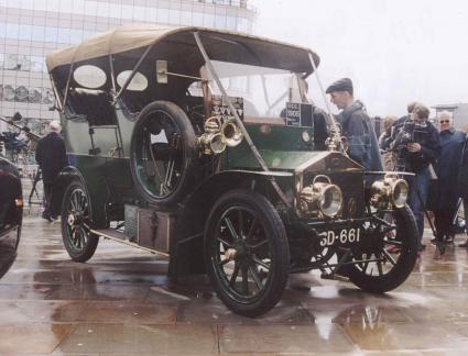 Rolls-Royce 15hp car