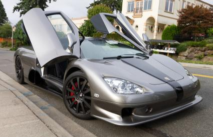 SSC Ultimate Aero XT