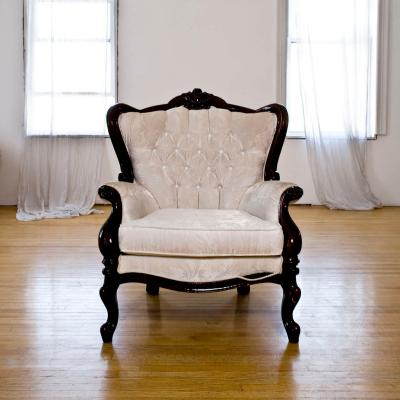 elegant Victorian chair