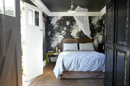 Beautiful bohemian style bedroom