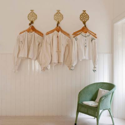 Antique linen smocks and shirts