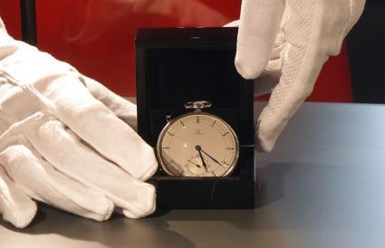Omega pocket watch