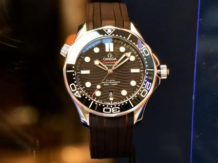 OMEGA Debuts New Seamaster Diver 300M Collection