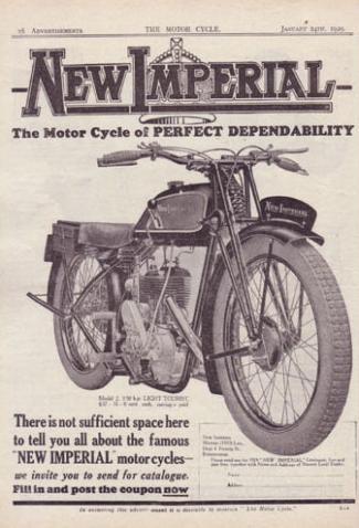 New Imperil Poster