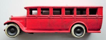 Skoglund and &Olson bus