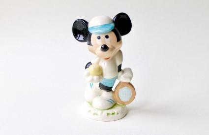Walt Disney Mickey Mouse Goebel figurine